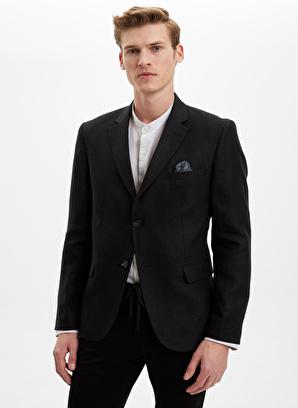 DeFacto Keten Modern Fit Blazer Ceket